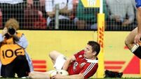 O'Driscoll captains Lions to 10-try victory