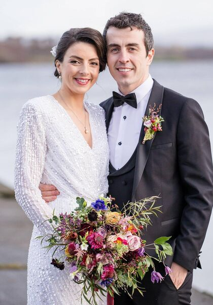 Una Brosnan and Jason Kiernan