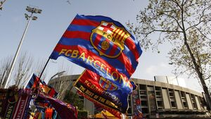 Barcelona offer 'full collaboration' as police search Nou Camp offices