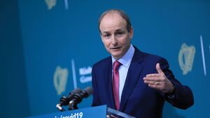 Grassroots members call on Micheál Martin to step aside as Fianna Fáil leader