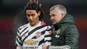 Edinson Cavani back available as Ole Gunnar Solskjaer turns attention to Palace