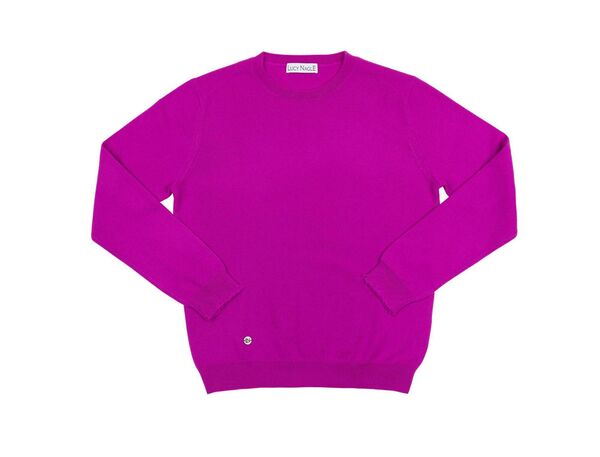 Pink Sweater, €195, Lucy Nagle