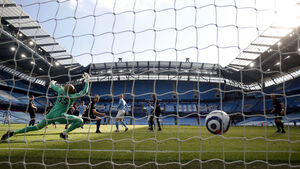 Manchester City's tie with Borussia Monchengladbach to remain at Etihad Stadium