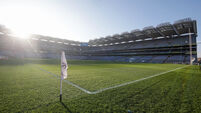 A general view of Croke Park ahead of the game 29/11/2020