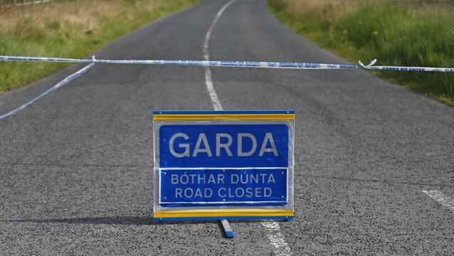 <p>The R171 is now closed between Dundalk and Carlingford and local diversions have been put in place. File Picture</p>
