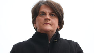 Arlene Foster vows that Northern Ireland must not return to lockdown