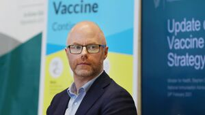 'Large majority' of over 85s will have received first Covid vaccine by Sunday, minister says