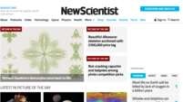 Daily Mail owner snaps up New Scientist for €80.8m