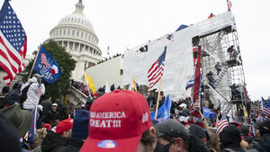 Police warn of possible bid by militia group to attack US Capitol on March 4