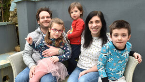 Cork family hope pioneering surgery will change five-year-old Ali's life