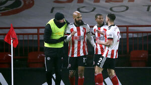 David McGoldrick on target as Sheffield United show steel to cling on for win