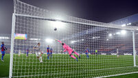 Crystal Palace v Manchester United - Premier League - Selhurst Park