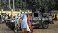 Nigeria Kidnapped School Girls Freed