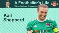 Podcast: A Footballer's Life with Karl Sheppard