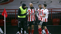 Sheffield United v Aston Villa - Premier League - Bramall Lane