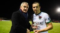 Longford Town v Cork City - Irish Daily Mail FAI Cup Quarter-Final