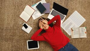 Most students feeling stressed and disconnected, survey finds