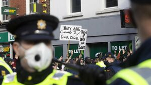 Cork anti-lockdown protest organisers face criminal probe if it goes ahead
