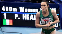 European Athletics Indoor Championships - Day 1 Session 1