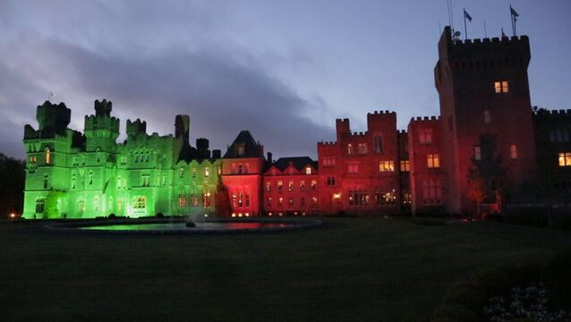 <p>General Manager at Ashford Castle, Niall Rochford, had heard 48 grievances that concierge David McCormack had articulated.</p>