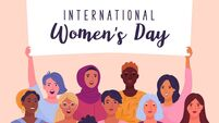 International Women's Day.