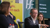 HSE hope to vaccinate 10,000 people with chronic conditions next week