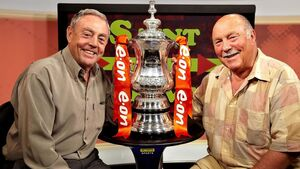 Larry Ryan: How much bad TV was made trying to replicate Ian St John's genuine amusement?
