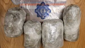 Man arrested after €24,000 worth of suspected drugs seized in Cork