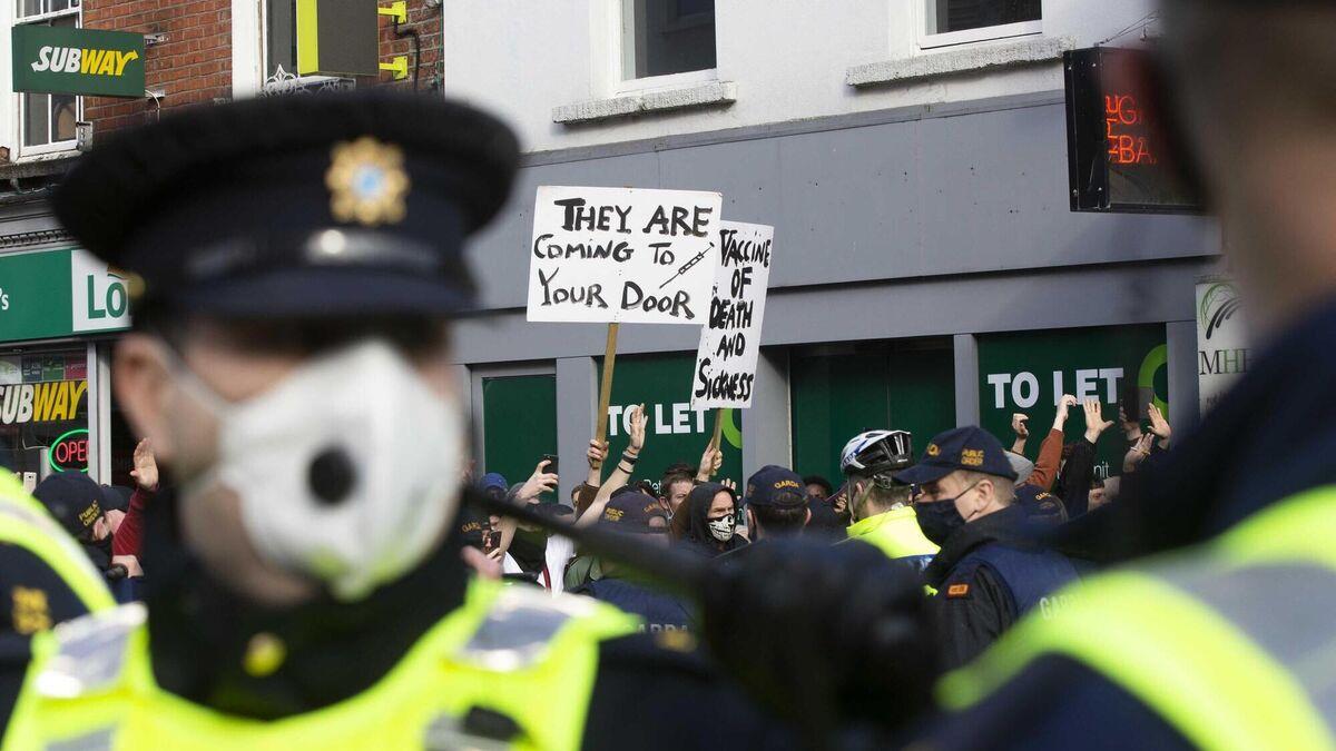Irish Examiner view: Tip-of-iceberg demo in Cork city must be peaceful