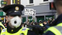Irish Examiner view: Tip-of-iceberg demo in Cork city  must be peaceful