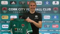 Cork City sign Finland U21 international Jonas Häkkinen