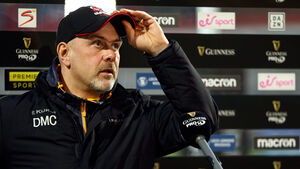 Dan McFarland critical of 'damp squib' change to PRO14 play-offs