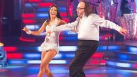 Myers turns out to be 'people's champion' on Strictly