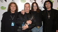 Black Sabbath named living legends