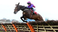 Willie Mullins in treble form at Leopardstown with just a week to Cheltenham Festival