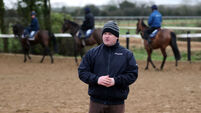 Gordon Elliott Stable Visit - Longwood