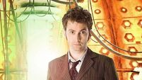 Tennant was worried about working with Matt Smith on Doctor Who
