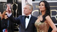 Zeta-Jones saw off by Douglas' revelation of throat cancer cause