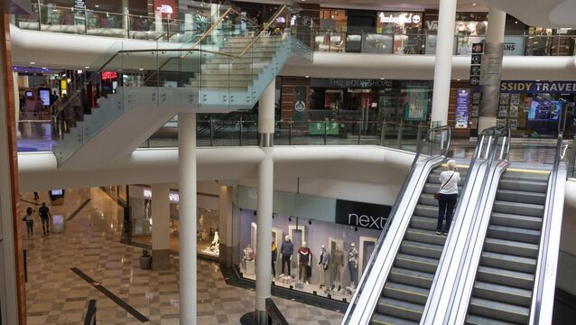 "<p> The 2020 financial statement shows that the valuation of its ""Ireland flagships"", such as Dundrum, fell at the end of December to £757m from £860m a year earlier. File Photo: Colin Keegan</p>"