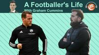 League of Ireland life with Joe Gamble and Fran Rockett