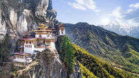 Taktshang Goemba or Tiger's nest Temple or Tiger's nest monaster