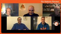 Six Nations Review: With Ronan O'Gara, Donal Lenihan, Simon Lewis and Peter Jackson