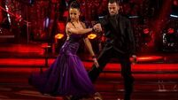 Natalie sets 'Strictly' standard with tango