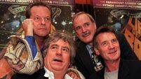 Monty Python reunion important because it'll 'pay off my mortgage'