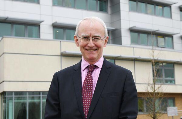 Prof Denis O'Mahony, consultant in geriatric medicine, CUH. Picture Denis Minihane.