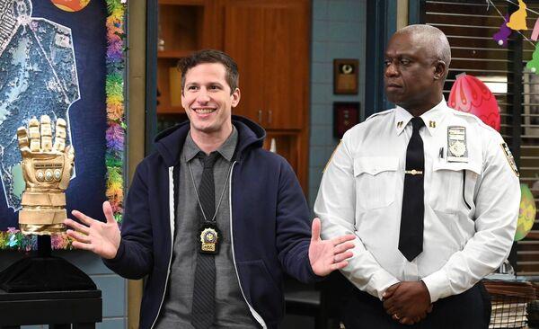 Brooklyn Nine-Nine: Jake Peralta e il capitano Holt