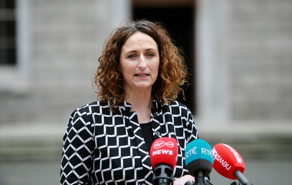 Lynn Boylan: 'Despite the best efforts of tech giants to greenwash the impact they are having, the figures do not lie.' File picture: Gareth Chaney
