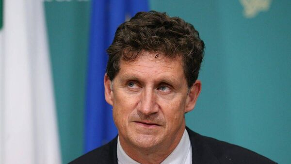 Environment Minister Eamon Ryan: Data centres are here to stay.