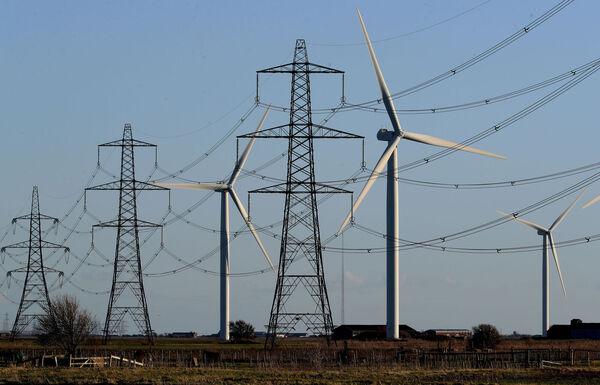 'It demands a resilient power system capable of absorbing and storing fluctuations in weather-driven generation.'