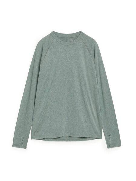 ARKET Long Sleeve Training T-Shirt - €39